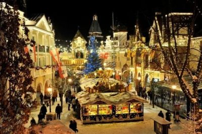 Какого числа в этом году Рождество в Европе