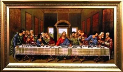 Почему Тайная вечеря