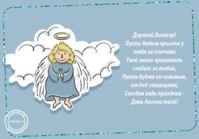 Когда день ангела имени Виктор