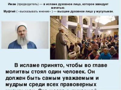 Кто первым принял ислам