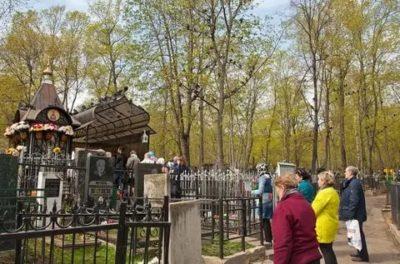Где находится могила Матронушки Московской