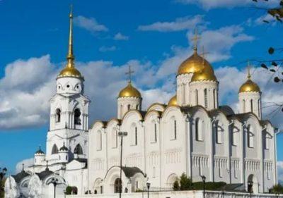 Кто построил Успенский собор во Владимире