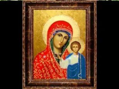Какая икона Казанской Божьей Матери