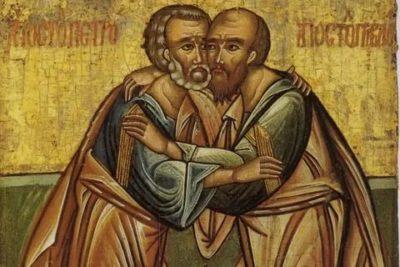Кто из апостолов был братом Петра
