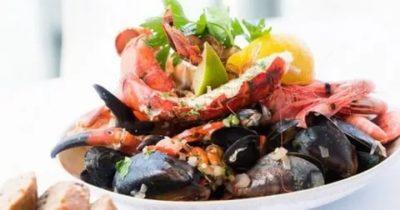 Можно ли есть морепродукты во время поста