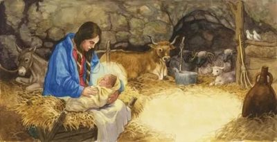 Где родился Иисус в пещере или хлеву