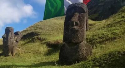 На каком языке говорят на острове Пасхи