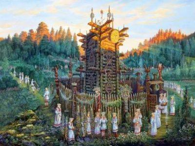 Что такое Язычество древних славян