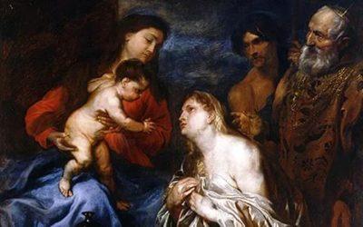 Как звали отца девы Марии