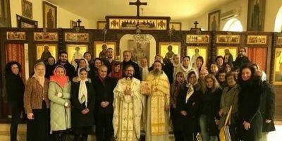 Когда русская христианская церковь стала православной