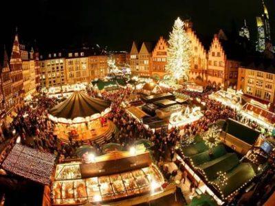 Когда начинают праздновать Рождество в Европе