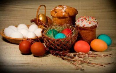 Почему на Пасху едят яйца и куличи