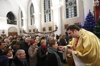 Сколько католиков живет в Беларуси
