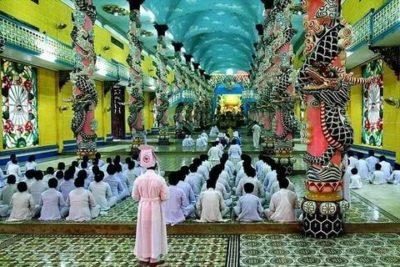 Какая религия у вьетнамцев