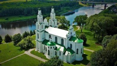 Кто построил Софийский собор в Полоцке