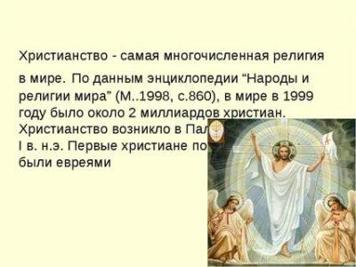 Какая религия была первой в мире