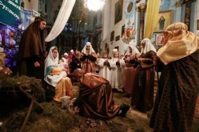 Когда католики празднуют Новый год