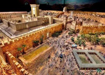 Когда был построен Иерусалимский храм