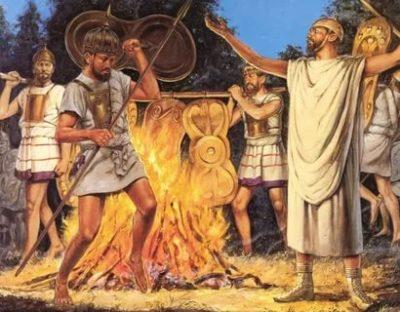 Кому поклонялись древние римляне