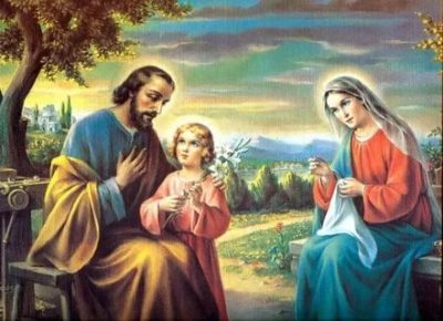 Какая фамилия была у Иисуса