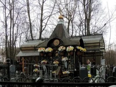 Где была похоронена Матрона