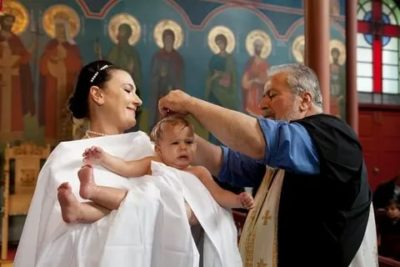 Какое имя при крещении дают лилии