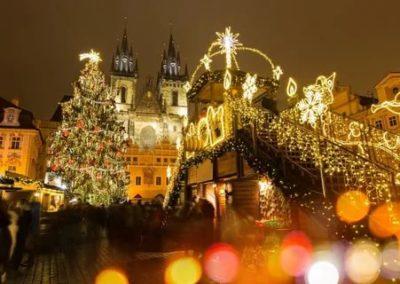 Где празднуют Рождество