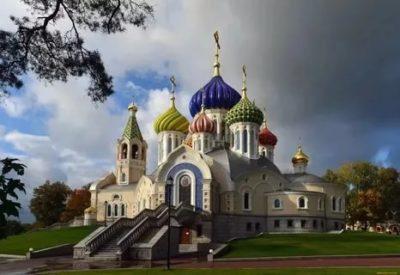 Что такое собор в православии