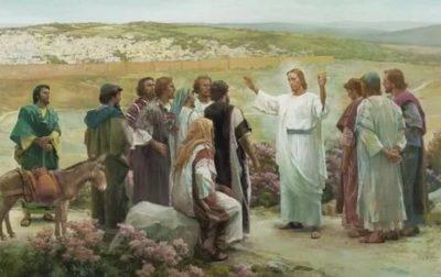 Кого называют апостолами