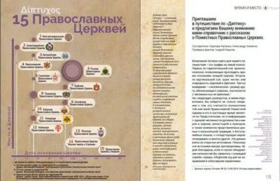 Сколько всего православных церквей