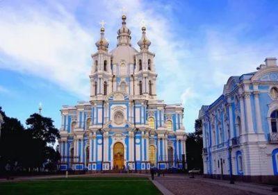 Кто был архитектором Смольного монастыря и Зимнего дворца