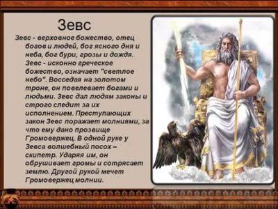 Кто такой Бог кратко
