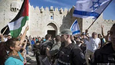 Кому сейчас принадлежит Иерусалим