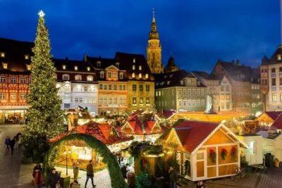 Как празднуют Рождество в Германии