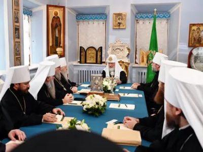 Сколько патриархатов в православии